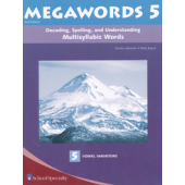 Megawords Book 5 Teacher's Guide, 2nd Edition