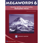 Megawords Book 6 Student Book, 2nd Edition