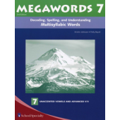 Megawords Book 7 Student Book, 2nd Edition