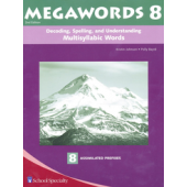 Megawords Book 8 Student Book, 2nd Edition