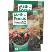 Math in Focus: The Singapore Approach Grade 7 (Course 2A) 1st Semester Homeschool Kit