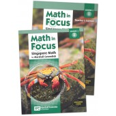 Math in Focus: The Singapore Approach Grade 7 (Course 2B) 2nd Semester Homeschool Kit