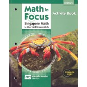 Math in Focus: The Singapore Approach Grade 7 (Course 2) Blackline Activities Book