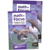 Math in Focus: The Singapore Approach Grade 8 (Course 3A) 1st Semester Homeschool Kit