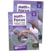 Math in Focus: The Singapore Approach Grade 8 (Course 3B) 2nd Semester Homeschool Kit