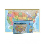USA 500 Piece Jigsaw Puzzle