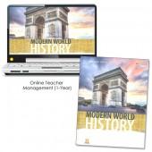 HMH Modern World History Homeschool Package Grades 9-12