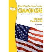 Show What You Know on the Common Core Reading Gr 3 Flash Cards