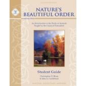 Nature's Beautiful Order Student Guide, Second Edition - Memoria Press