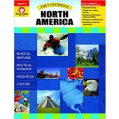 North America (The Seven Continents)  Evan-Moor