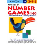 Kumon Book of Number Games 1-70