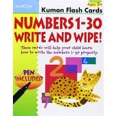 Kumon Numbers 1-30 Flash Cards