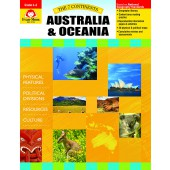 Australia and Oceania (The Seven Continents)   Evan-Moor