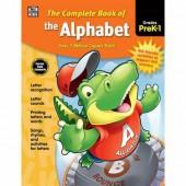 The Complete Book of the Alphabet - Carson Delosa