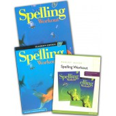 MCP Spelling Workout B, Grade 2 Homeschool Bundle (2001/2002 Ed)