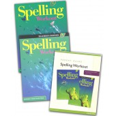 MCP Spelling Workout E, Grade 5 Homeschool Bundle (2001/2002 Ed)