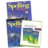 MCP Spelling Workout G, Grade 7 Homeschool Bundle (2001/2002 Ed)