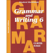 Saxon Grammar & Writing Grade 6 Student Workbook, 2nd Edition