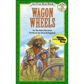 Wagon Wheels Level 3 Reader