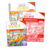 Write Source Grade 3 Homeschool Kit (2012 Edition)
