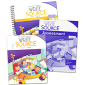 Write Source Grade 1 Homeschool Kit (2012 Edition)