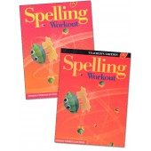 MCP Spelling Workout A, Grade 1 Homeschool Bundle (2001/2002 Ed)