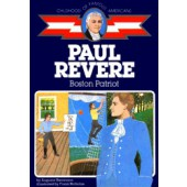 Paul Revere (Childhood of Famous Americans Series)
