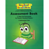 Sing, Spell, Read & Write Assessment Book