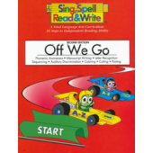Sing, Spell, Read & Write: Off We Go Book: Level 1
