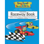 Sing, Spell, Read & Write Raceway Level 1 Student Book