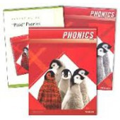 MCP Plaid Phonics Level A, Grade 1, Homeschool Bundle, 2011 Edition
