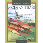 History Odyssey Modern Times Level 2 (Plus Binder)