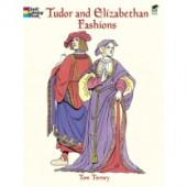 Tudor and Elizabethian Fashions