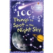 Usborne Activity Cards: 100 Things to Spot in the Night Sky