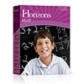 Lifepac Horizons Math Grade 1