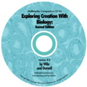 Exploring Creation With Biology Multi-Media Companion CD-ROM, 2nd Edition (Apologia)