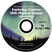 Exploring Creation With Physical Science Multi-Media Companion CD ROM 2nd Ed. (Apologia)