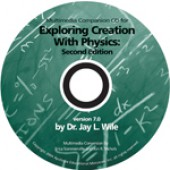 Exploring Creation With Physics Multi-Media Companion CD-Rom, 2nd Edition (Apologia)