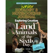 Exploring Creation With Zoology 3 Junior Notebooking Journal (Apologia)