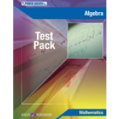 Power Basics: Algebra Test Pack