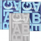 Saxon Algebra 1/2 Homeschool Kit (3rd Edition)