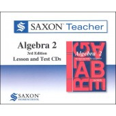 Saxon Algebra 2 Teacher CD-ROM Set