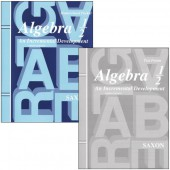 Saxon Algebra 1/2 Answer Key & Tests (3rd Edition)