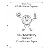 R.E.A.L. Science Odyssey Chemistry Level 1 Student Pages
