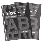 Saxon Algebra 2 Answer Key & Tests (3rd Edition)