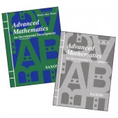 Saxon Advanced Mathematics Answer Key & Tests (2nd Edition)