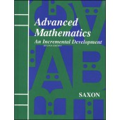 Saxon Advanced Mathematics Text (2nd Edition)