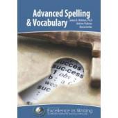 Advanced Spelling & Vocabulary (2 CD-ROM Set) - UPDATED!