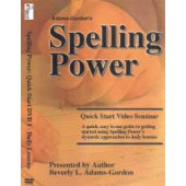 Spelling Power Teacher Training DVD