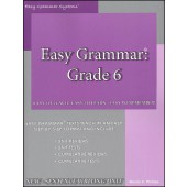 Easy Grammar Grade 6 Student/TE